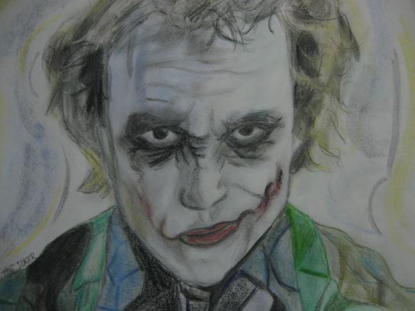 Heath Ledger por pasquale